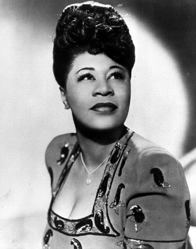 Happy Birthday to Ella Fitzgerald.  The first Black Woman to win a Grammy Award.  <br>http://pic.twitter.com/3vzaDFgbfr
