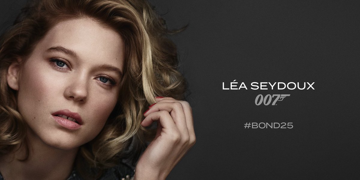Dr Madeleine Swann, played by Léa Seydoux Bond 25.