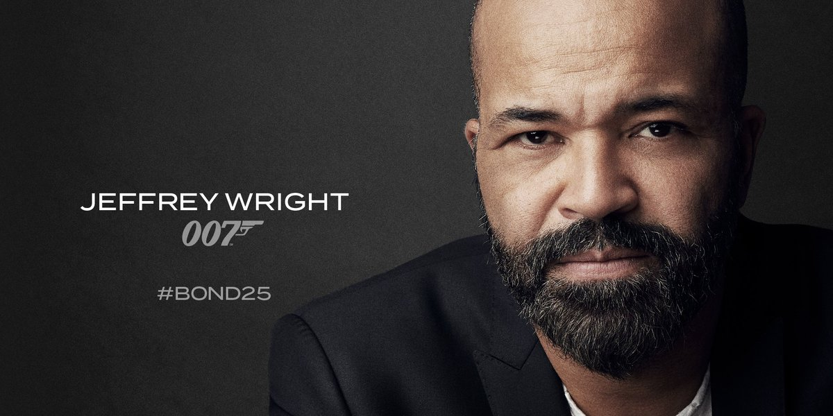 Felix Leiter Jeffrey Wright Bond 25.