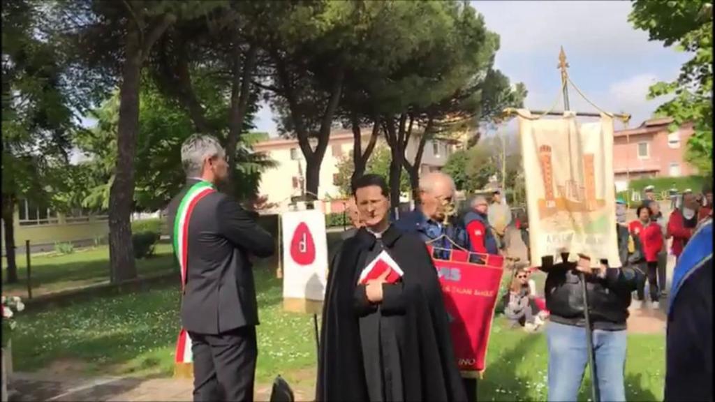 Bella Ciao a Quarto d'Altino https://t.co/qqTH3hY9...