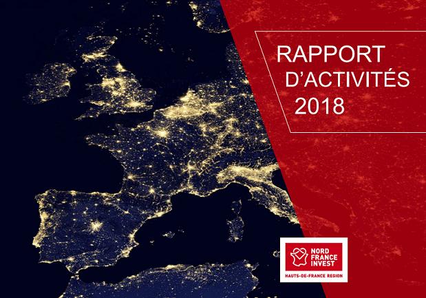 Rapport d'activités 2018 de @NFInvest, des chiffres en hausse en région @hautsdefrance ! 👉https://t.co/Xi7SC5XxTj