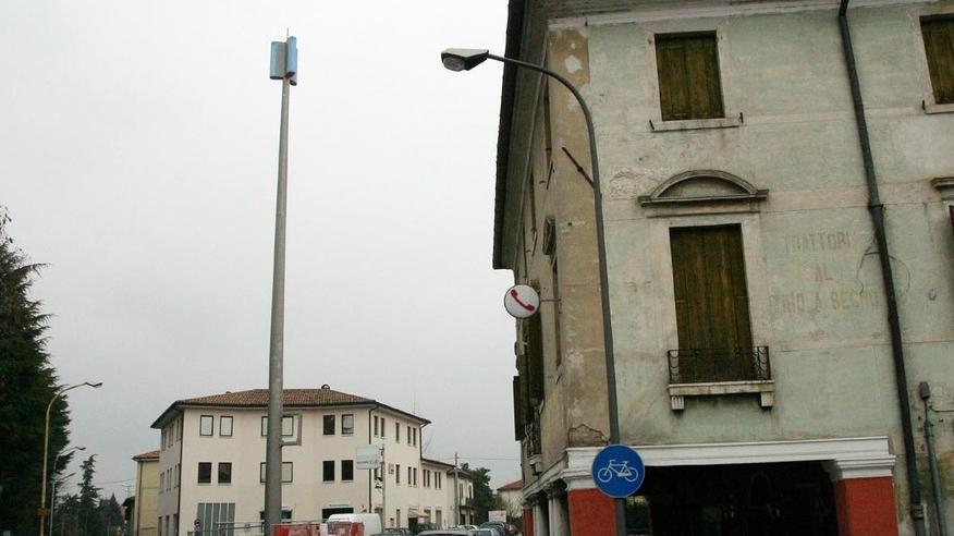 Antenne, Vodafone non paga il Comune di Treviso ht...