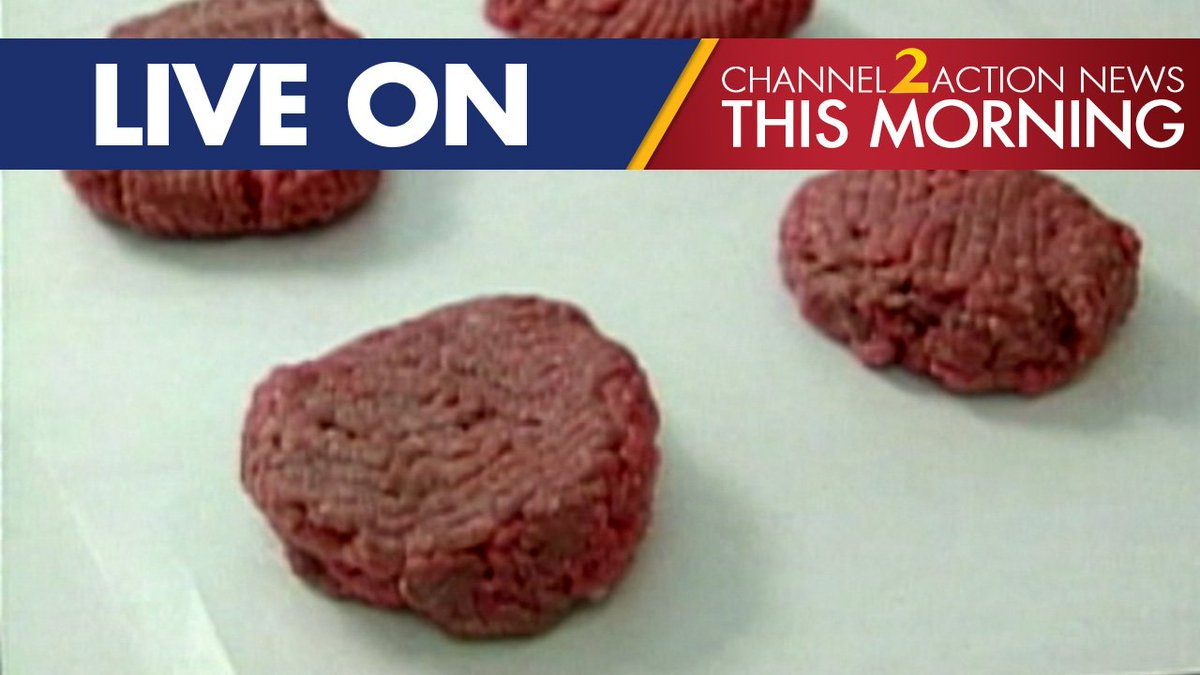 NEXT AT 4:30: Nearly 57 tons of ground beef recalled for possible E coli 2wsb.tv/2GFRLG4 @DarrynMooreWSB is LIVE with details that could affect Georgians.