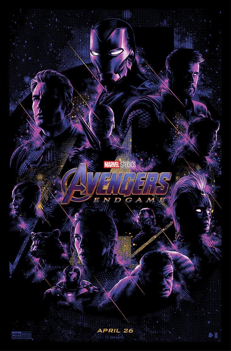 Avengers Endgame Logo Vector – See This