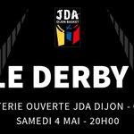 Image for the Tweet beginning: 💥 LE DERBY, C'EST DANS