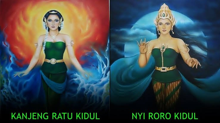 𝓨𝓾𝓭𝓲𝓸𝓷 On Twitter Nyi Roro Kidul Kisah Legenda Dan Misteri Sang Penjaga Laut Selatan A Thread