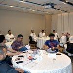Image for the Tweet beginning: اقام #المعهد_الوطني_للتدريب_الصناعي دورة تدريبية بعنوان
