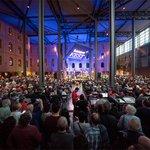Image for the Tweet beginning: Basque Fest activa Bilbao en