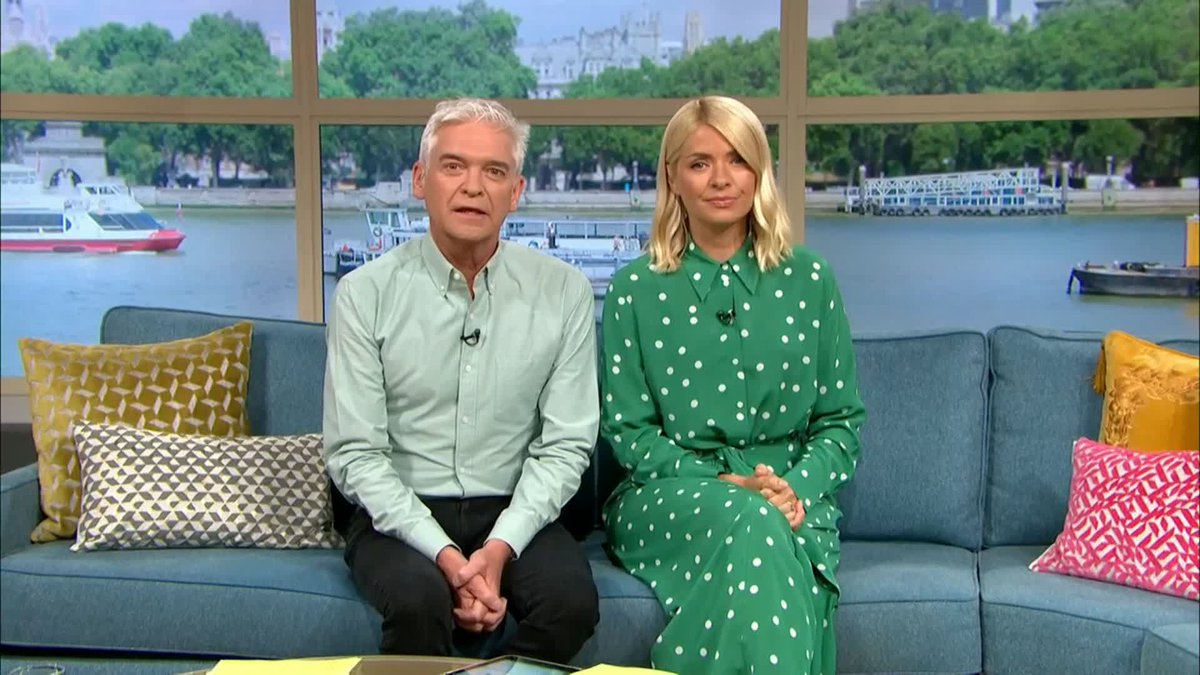 RT @thismorning: Here's what's coming up on Thursday's show...  @Schofe @hollywills https://t.co/7jyybZysKZ