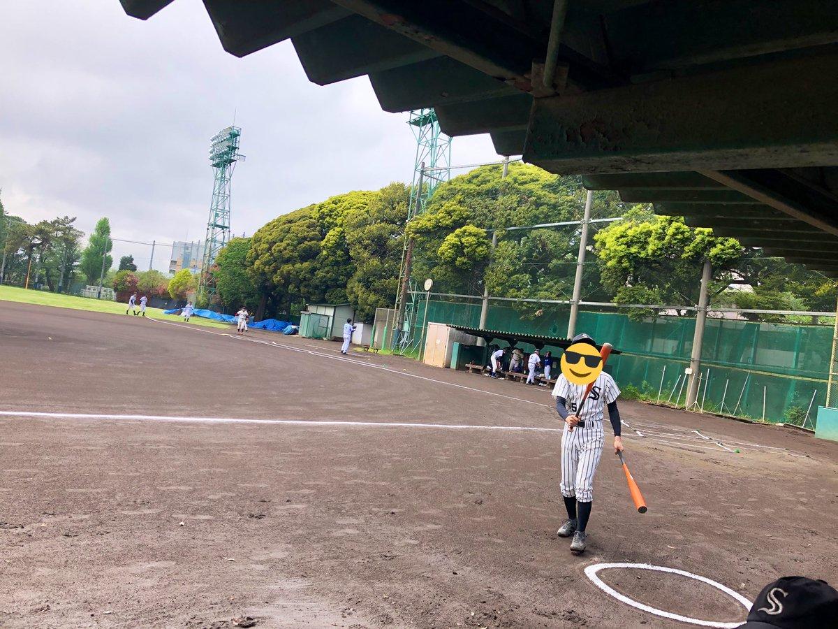 野球でした〜 今日はリリーフとして投げました! 余計な力を入れずに5〜7割くらいの力で投げられていい感触でした! 審判によってストライクゾーンの広さが変わるからその審判に合わせて投げるのが難しい…