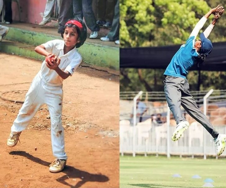 How cool is this #10YearsChallenge ?  Any guess who she is?  . #10YearChallenge #cricket #lovecricket #bcci #BCCI <br>http://pic.twitter.com/0xuPM9U9dM