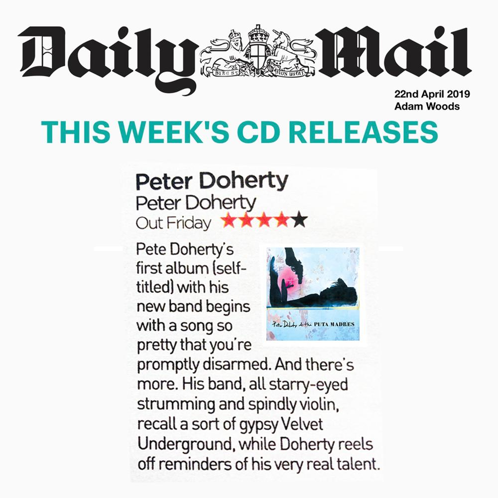 Peter Doherty's photo on Doherty