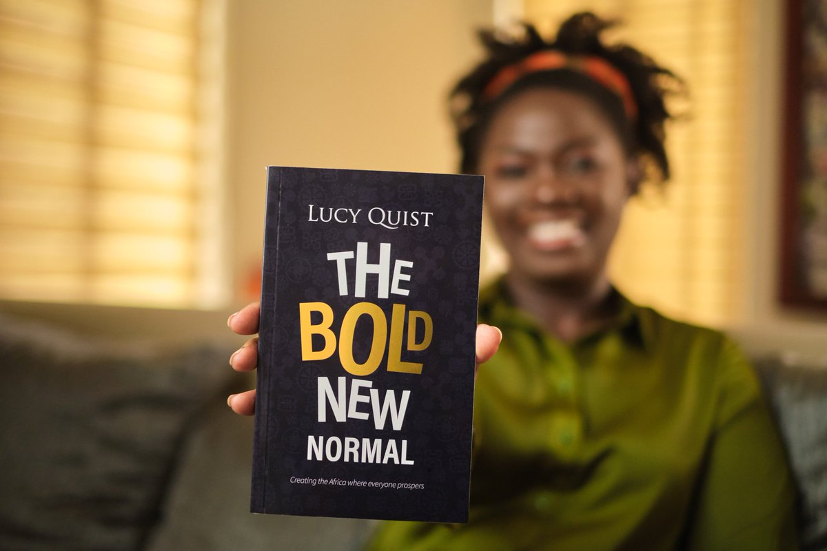 Lucy Quist On Twitter Launching The Bold New Normal Book Today