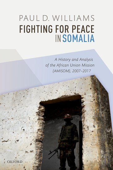 The book provides an analysis of the African Union Mission in Somalia (AMISOM), which was supposed to stabilize the country and to defend its government against Harakat al-Shabaab. #TanaForum @PDWilliamsGWU Purchase it here:  https:// amzn.to/2IDfuZv  &nbsp;  <br>http://pic.twitter.com/SKhoywGWKn