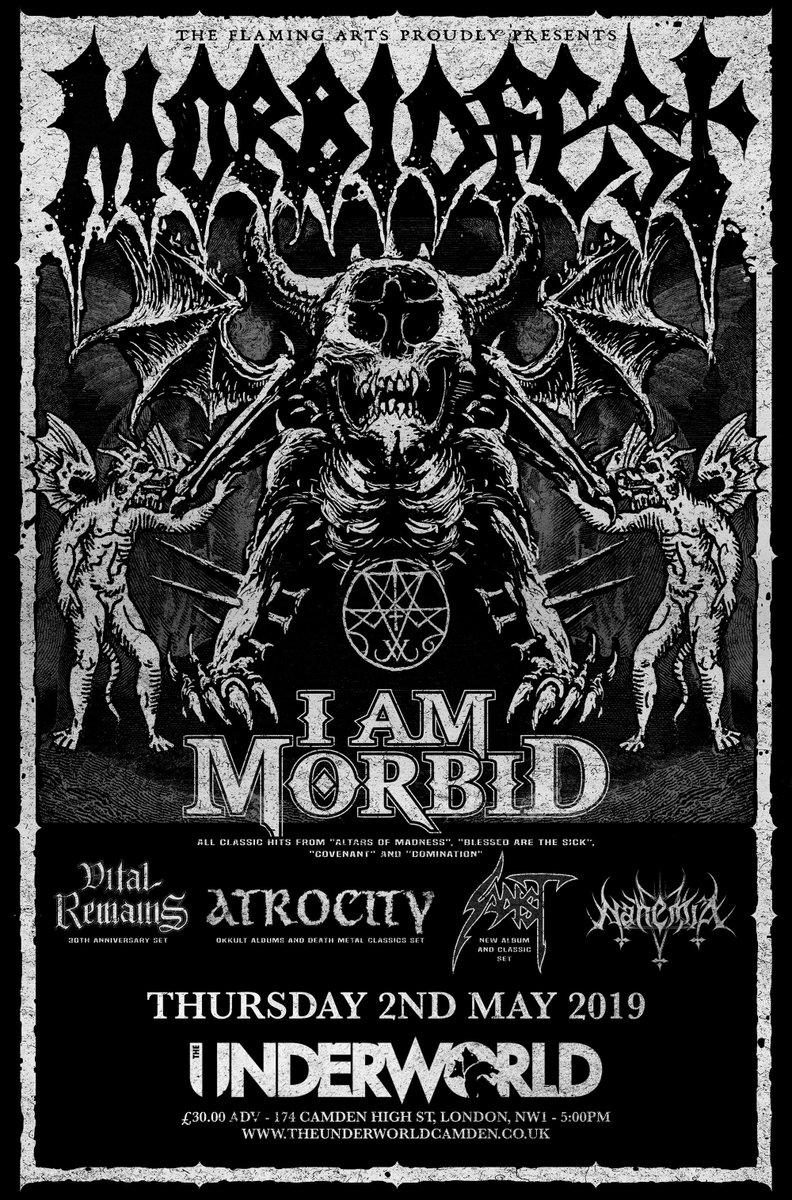 morbidfest hashtag on Twitter