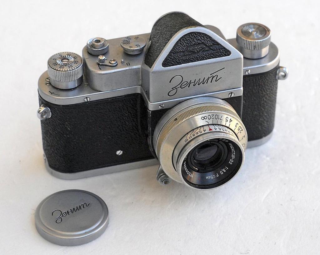 для марки фотоаппаратов в ссср модные
