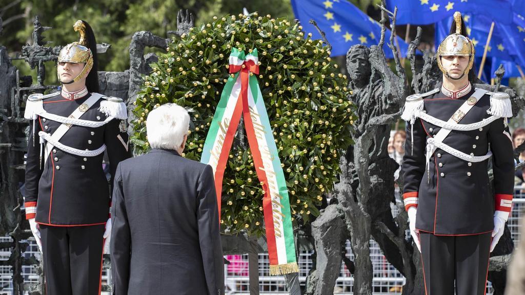 Il valore della Resistenza ma l'Italia è (ancor...