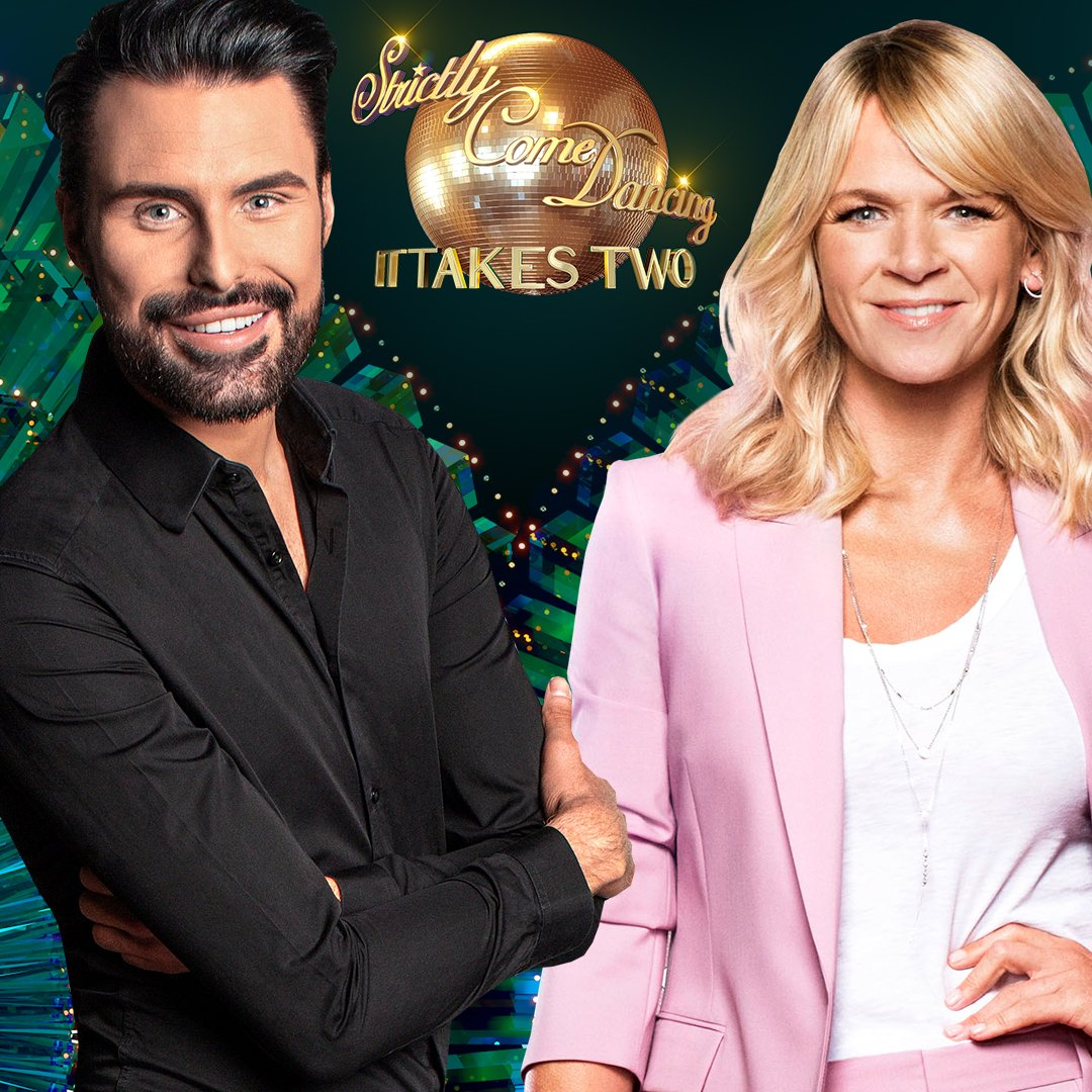 BBC Strictly Рюе's photo on Rylan