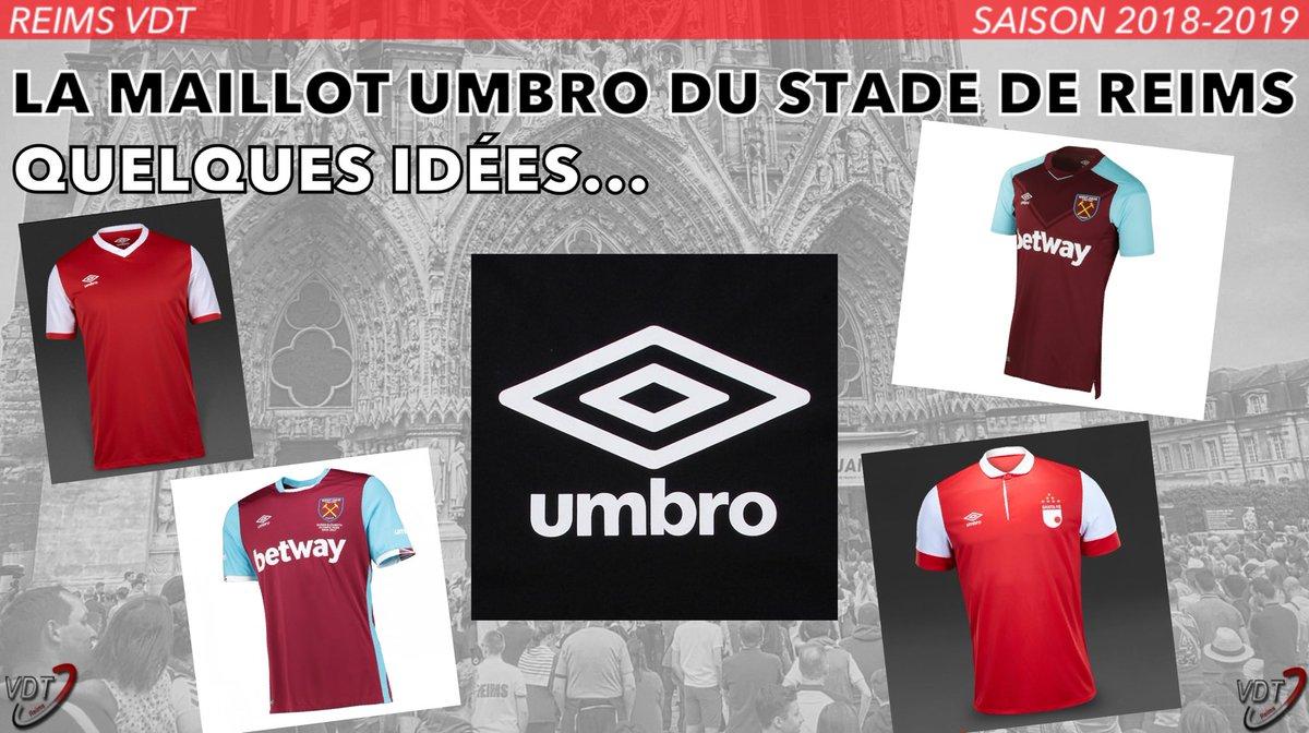 Le Maillot Umbro Du Stade De Reims Voici Quelques Idees En
