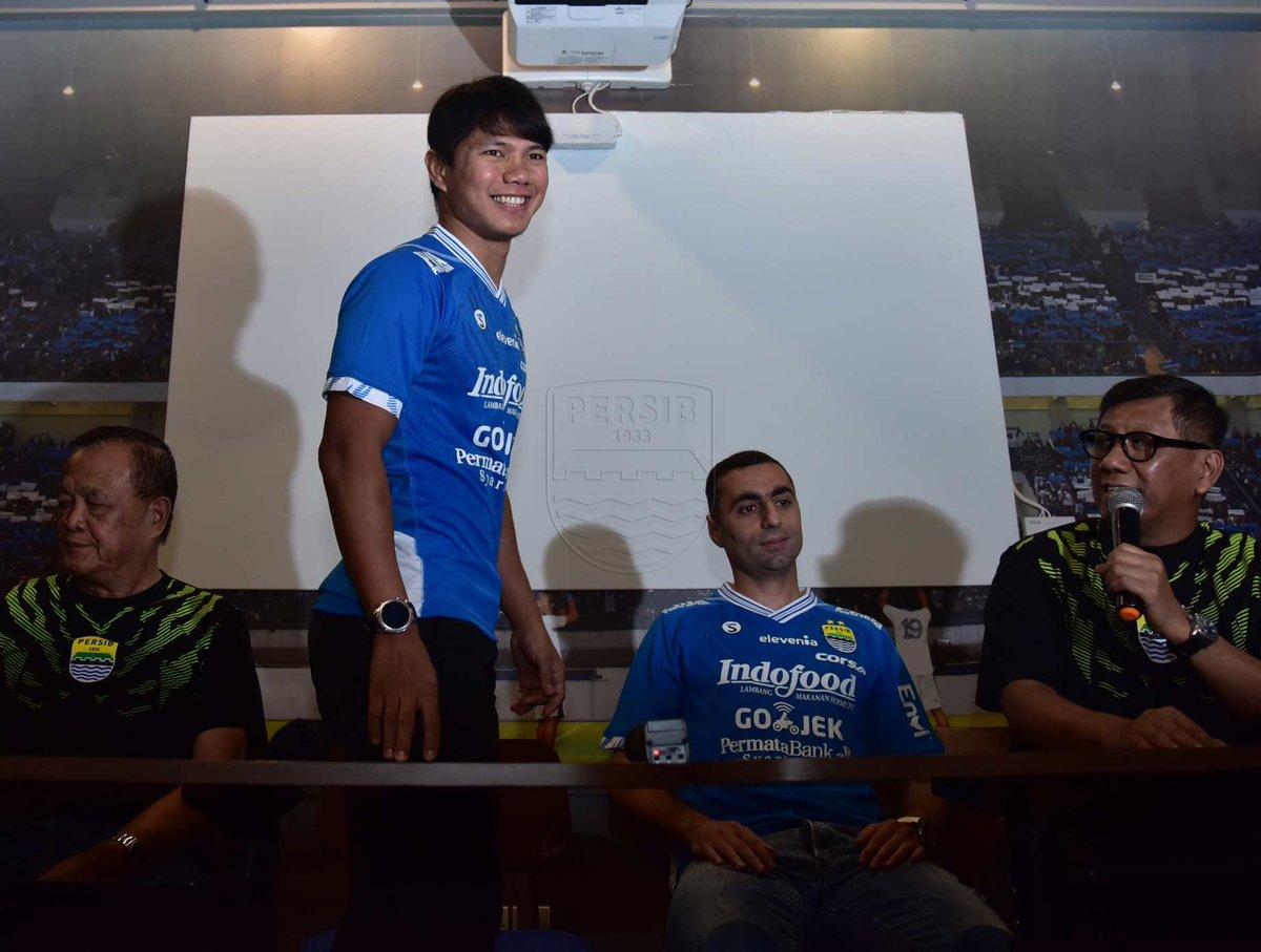 Persib Bandung Resmi Rekrut Kembali Achmad Jufriyanto