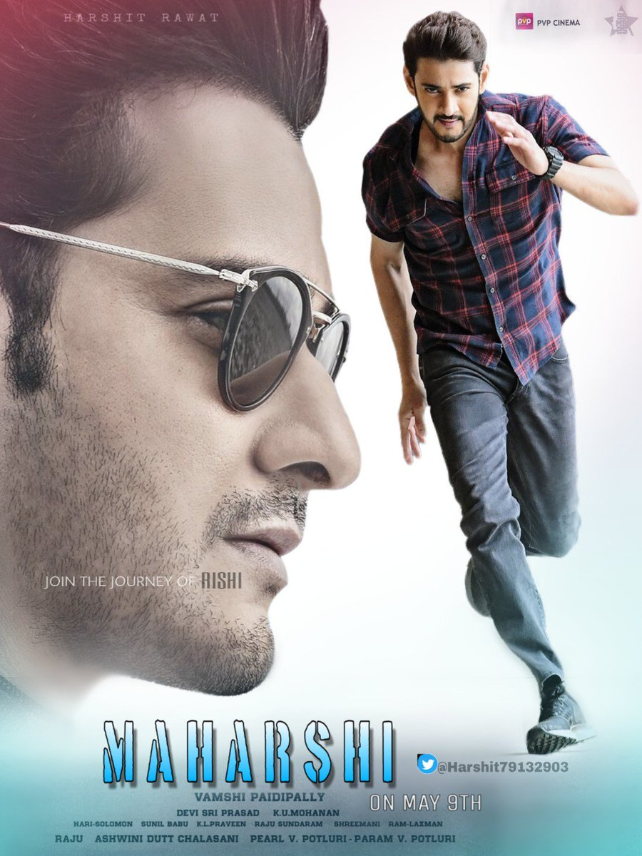 Maharshi (2019) Dual Audio 480p HDRip ESubs 400MB