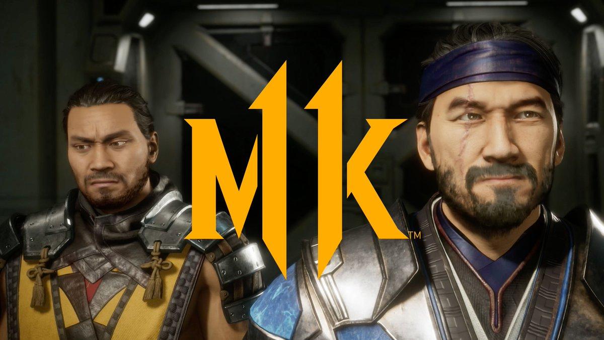 Mortal Kombat 11's photo on #MK11