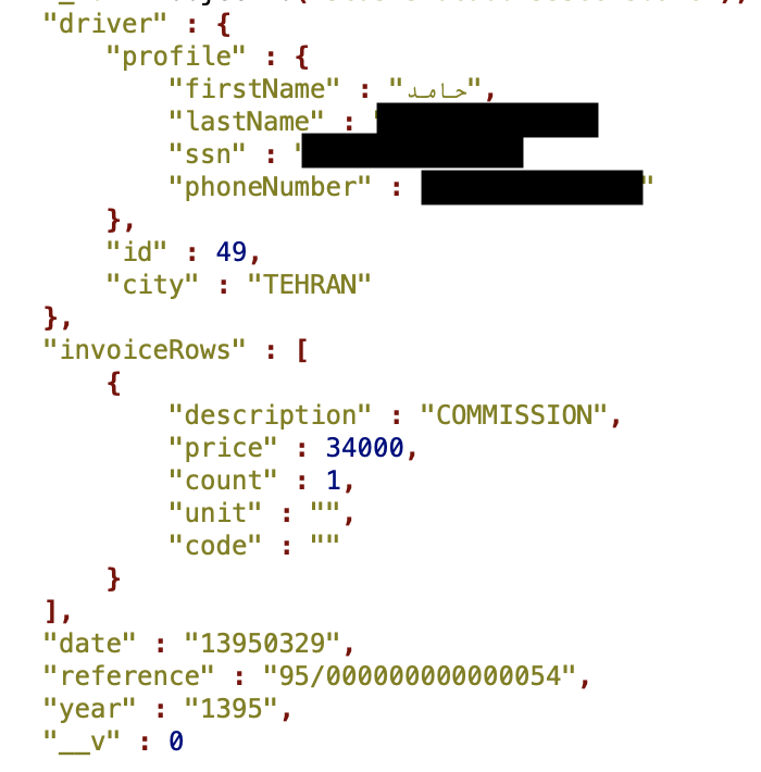 More than 6.7M Iranian IDs exposed: names, SSN, phone numbers. Reported to Iranian CERT, but if you have a better contact please let me know. <br>http://pic.twitter.com/seZA4O7Aeu
