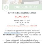 Image for the Tweet beginning: RES is hosting a #RedCross