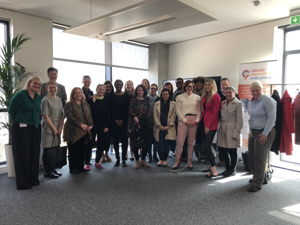 It was a pleasure to host the @_GlobalWIN delegation at @DataLabScotland in @BayesCentre after meeting FM @NicolaSturgeon to discuss innovation and data!