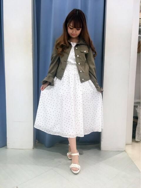 Ray掲載のGジャン♡ http://snap.hana-bi.jp/front/detail/id/79146…