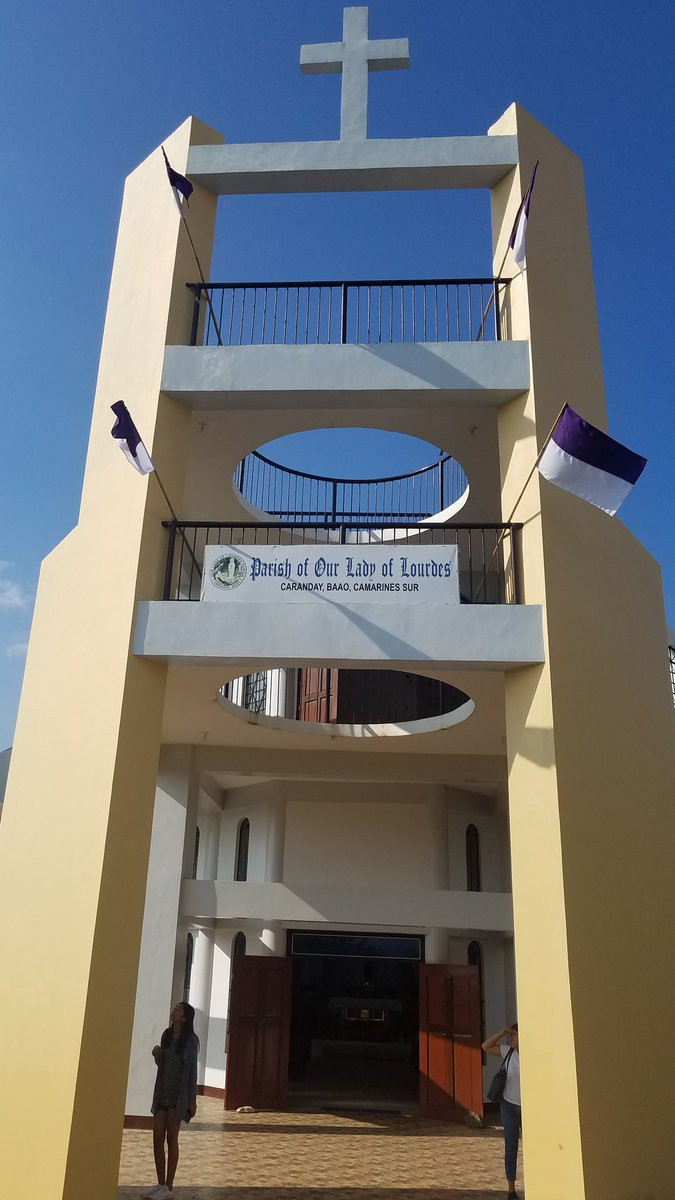 Parish of our lady of Lourdes  <br>http://pic.twitter.com/xFr9OVN8Cu