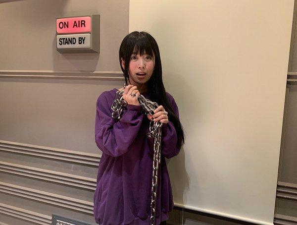 RT @aiai_daikokai: #真壁刀義 さんのチェーン(約10kg)を持って驚く相羽さん  #こーラジ #radiko #TBSラジオ #njpw https://t.co/9nOFmotAz7