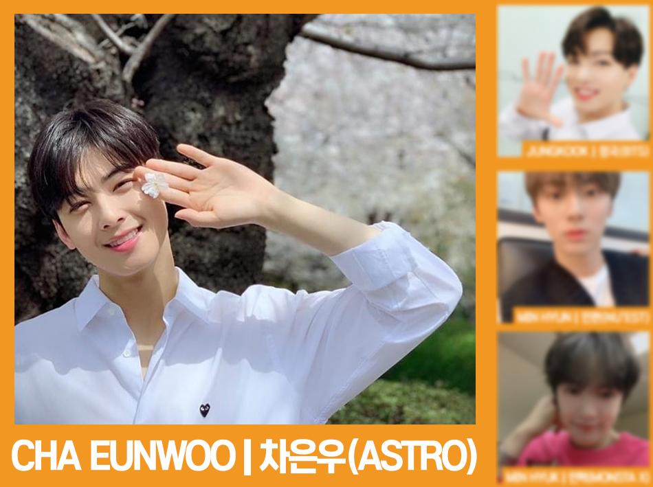 [RT it!] Which boy group member do you wanna go on a spring picnic together? 같이 봄소풍 가고 싶은 남자아이돌은? #CHAEUNWOO #차은우 #ASTRO #아스트로
