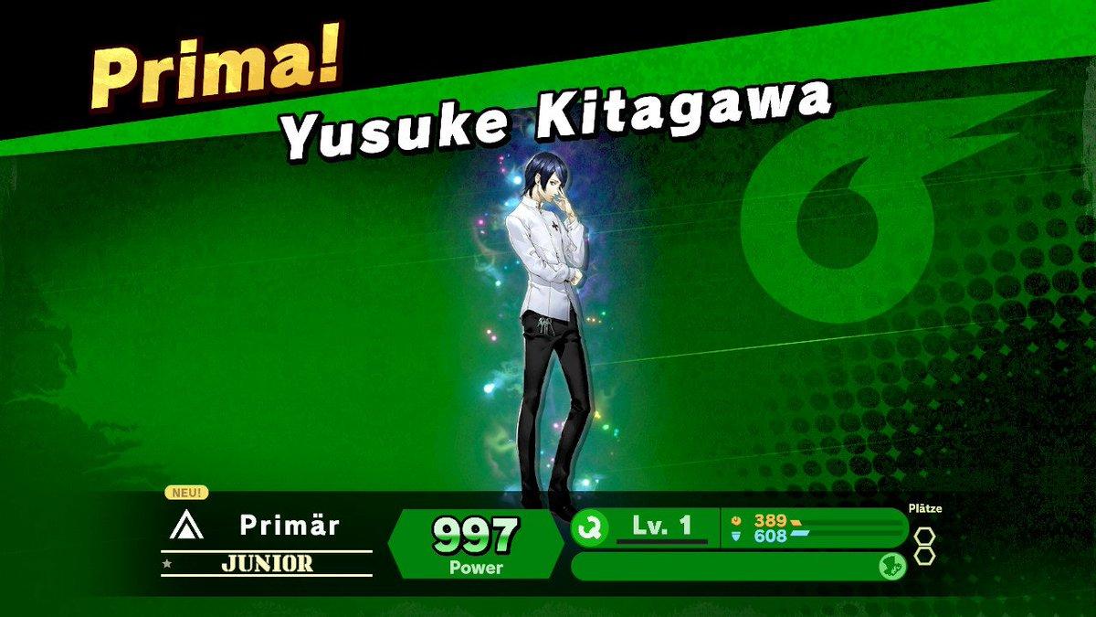 First Persona DLC spirits! #SmashBros #SmashBrosUltimate #NintendoSwitch