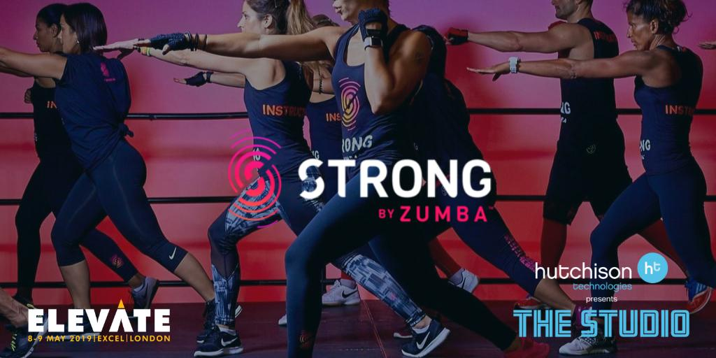 Image for Hutchison Technologies are happy to announce that @StrongZumba will be joining us at @elevatearena in our Studio. Sign up to meet the team at #Elevate19 on the 8th & 9th May 2019  https://t.co/HO7bbNncXL #Elevate #TechThursday #healthandfitness #bouti