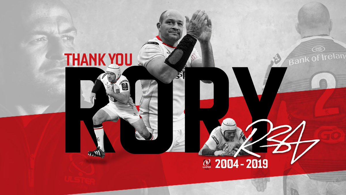 Ulster Rugby's photo on #ThankYouRory