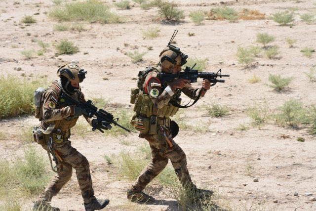 جهاز مكافحة الارهاب (CTS) و فرقة الرد السريع (ERB)...الفرقة الذهبية و الفرقة الحديدية - قوات النخبة - متجدد - صفحة 10 D4bDSCgW4AAFifC
