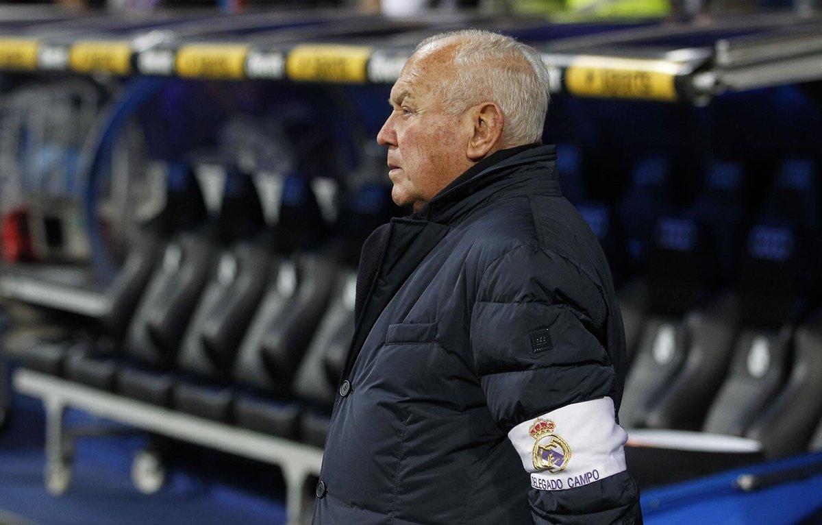 Hasta siempre, Agustín. Gracias por todo, especialmente por tu cariño. ¡Hala Madrid!