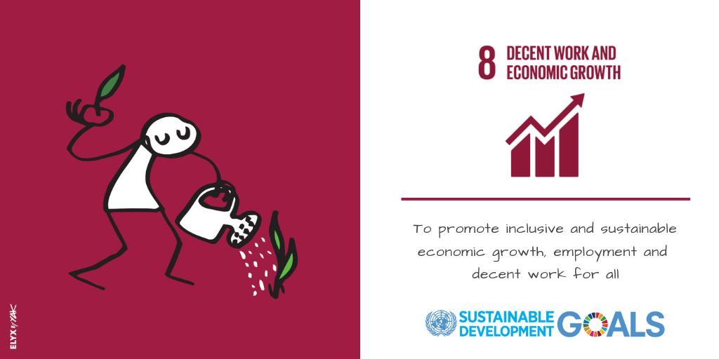 ❌ A continued lack of decent work opportunities ❌ Insufficient investments ❌ Under-consumption ➡ lead to an erosion of the basic social contract underlying democratic societies: that all must share in progress.  http://bit.ly/2I82Mli   #GlobalGoals #SDGs #ILO100