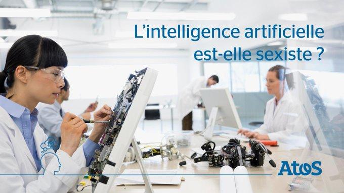 Qui fabrique l'#IA ? Dans quel environnement culturel ? Par conséquent, est-ce que l'#IA...