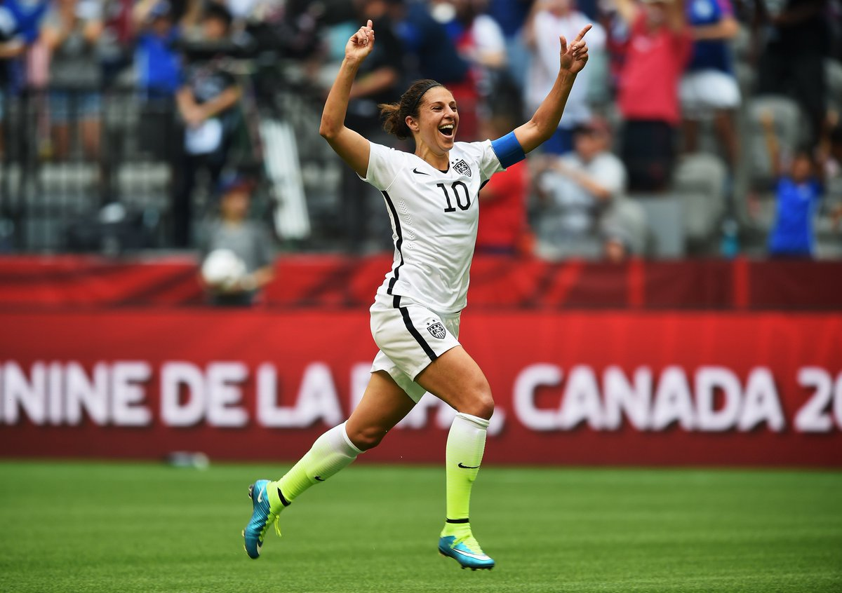 10 #FIFAWWC goals.  Today we introduce @CarliLloyd for @USWNT 🇺🇸 against @jfa_nadeshiko 🇯🇵 in the 2015 final. Is this the #GreatestGoal?  VOTE NOW 👉 http://fifa.to/GWsnZ7P4VV