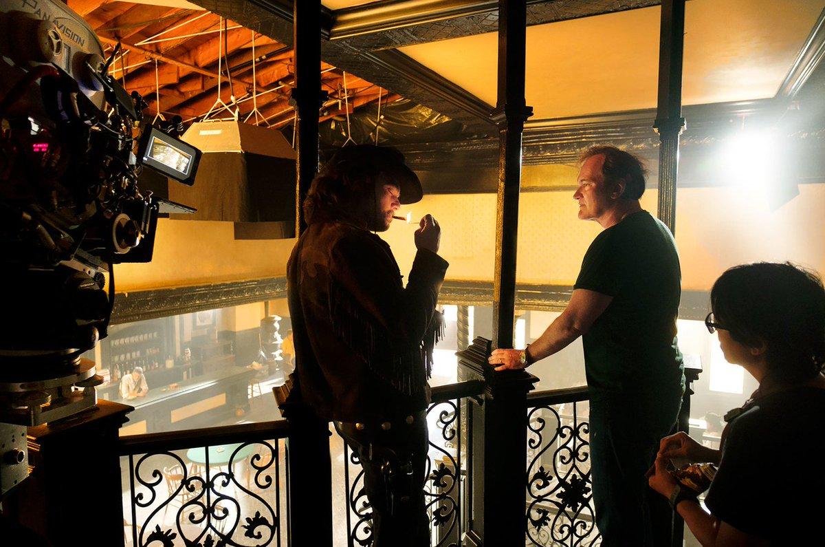 Quentin Tarantino News's photo on #OnceUponATimeinhollywood