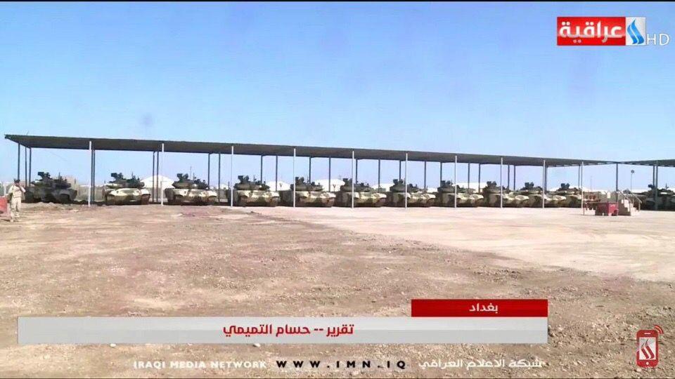 T-90 в Ираке