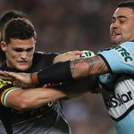 Live NRL: Fifita set to play; Sharks debutant shifts Dugan to wing for Panthers clash: https://t.co/apLLfm2A9w