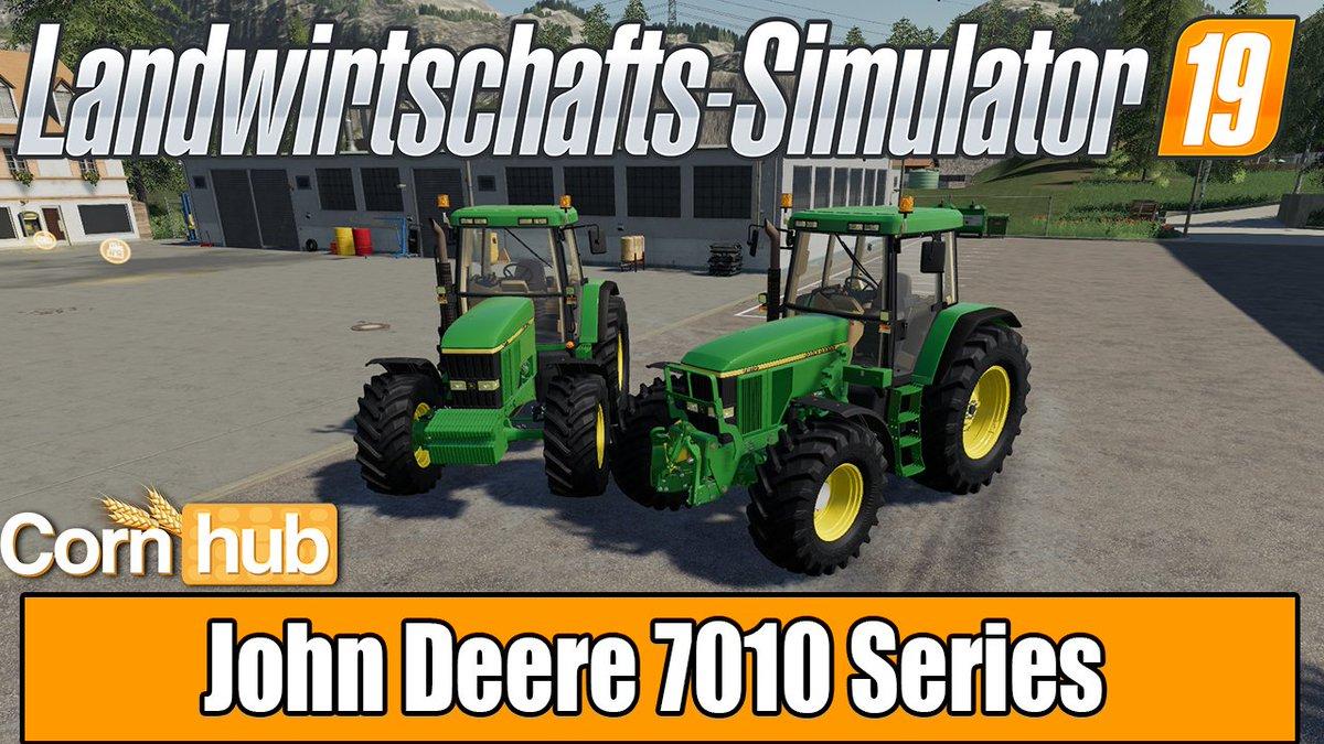 John Deere 7010 Series: Modvorstellung und Download verfügbar!  ► Zum Mod: https://cornhub.army/john-deere-7010-series…  #farmingsimulator19 #landwirtschaftssimulator19 #ls19 #fs19 #ls19mods #fs19mods #mods #ls19modvorstellung