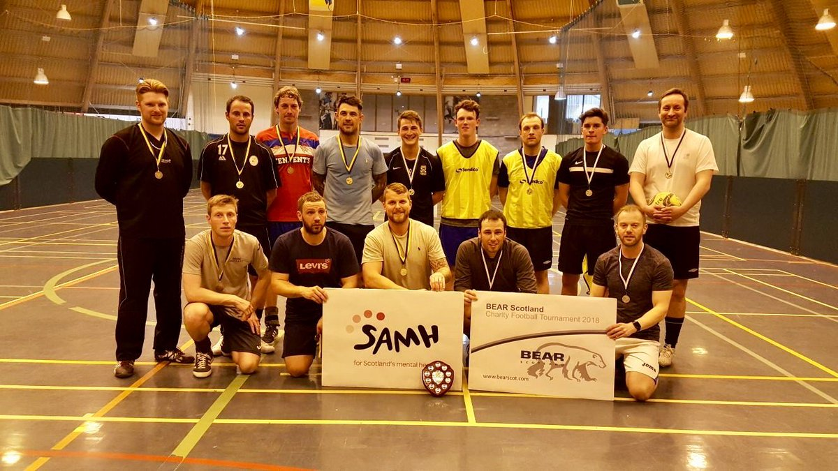 test Twitter Media - One day to go until our annual staff charity 5-a-side tournament at @LiveActive_lal Bells Sports Centre!  We've got teams from across the company getting involved in raising funds for @SAMHtweets - a fantastic charity helping to support #MentalHealth in #Scotland!  🏆⚽️ https://t.co/pDEVcpFOOo