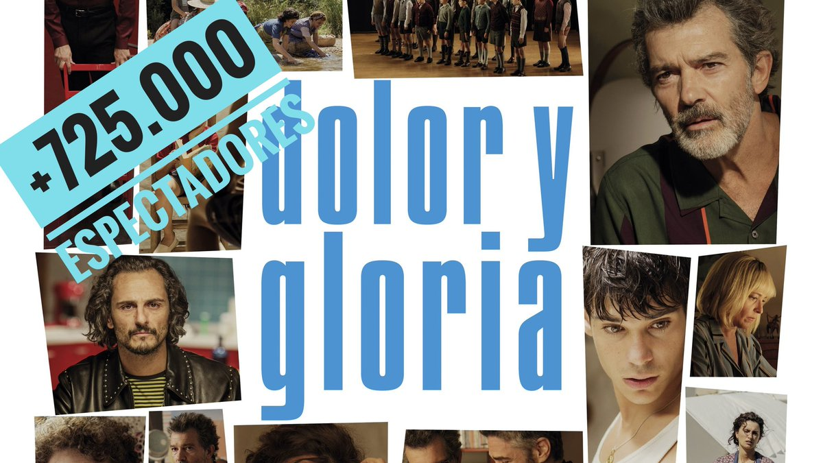 Taquilla España's photo on #DolorYGloria