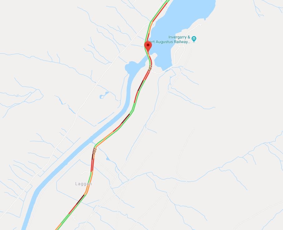 test Twitter Media - *NEW* 11:10⌚  There is a technical issue on the #A82 Laggan Swing Bridge ⚠ @NWTrunkRoads are aware, Traffic is stopped and queuing back in the area.  #BeAware @HighlandCouncil https://t.co/9Q9L8U9F6o