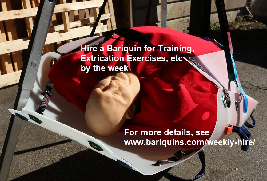 Hire a Bariquin for #training #emergency #exercise Inc Delivery/Collection (UK mainland only) & assembly instruction. See bariquins.com/weekly-hire/ #Fire #Paramedic #Ambulance #NHS #Nurses #Police #Firefighter #Hospital #Bariatric #BariatricTraining #Extrication #Patient #Rescue