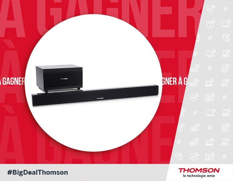 Thomson France's photo on #BigDealThomson